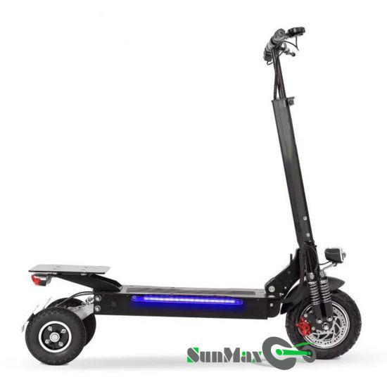 Upgraded 3 Wheel Folding E-Scooter