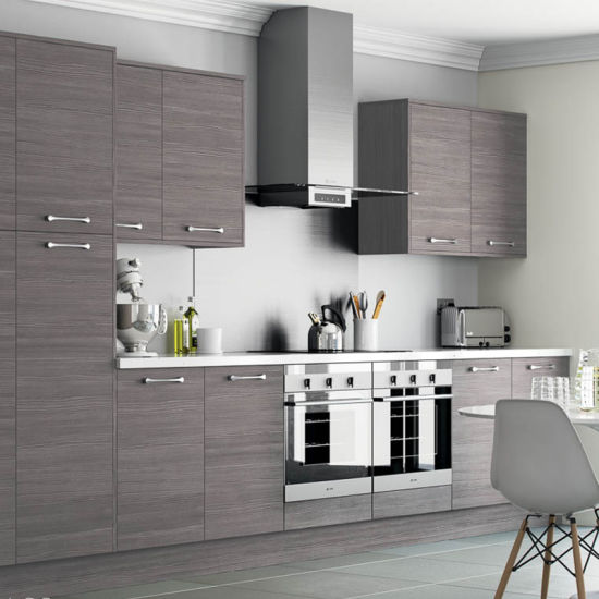 China High Quality Modern Wooden MDF Door Kitchen Cabinet