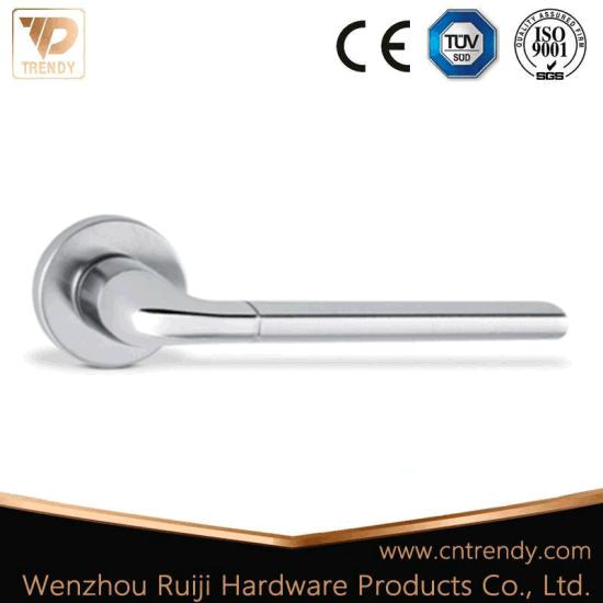 Door Hardware Zinc Alloy Lever Handle Lock (Z6012)