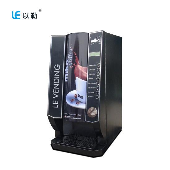 High Quality Automatic Coffee Vending Machine Le305b