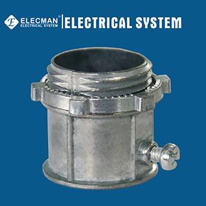 EMT Connector - Zinc Die Cast - Set Screw Type