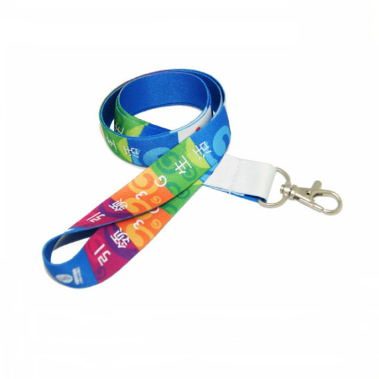 Promotion Gift Heat Transfer Lanyard Customized pictures & photos