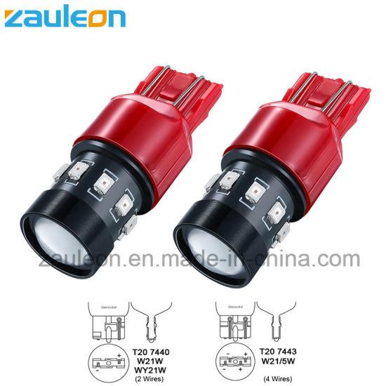 7443 Super Bright Red LED Light Car LED Auto Bulb