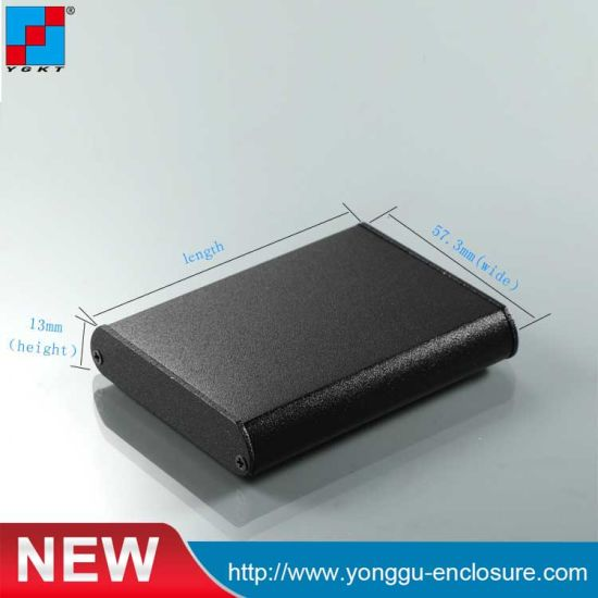 China Wholesale Aluminum Enclosure Case Project Electronic Box DIY