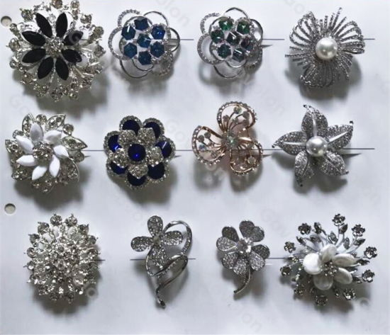 Latest Crystal Rhinestone Buttons