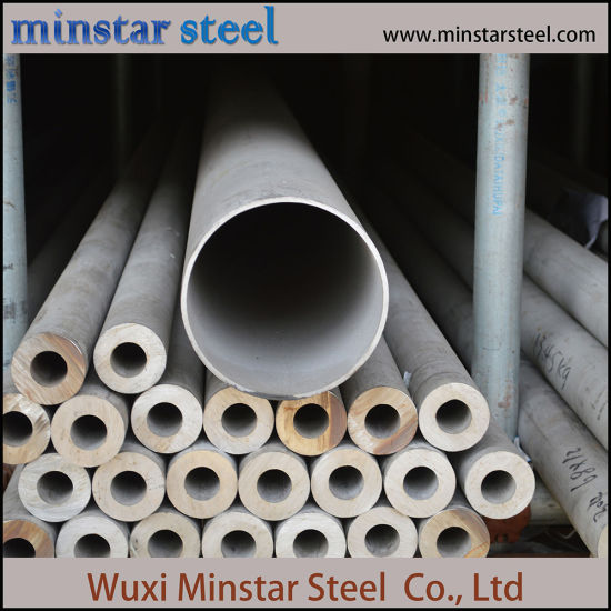 Lowest Price 304L Stainless Steel Pipe for Gas Transport pictures & photos