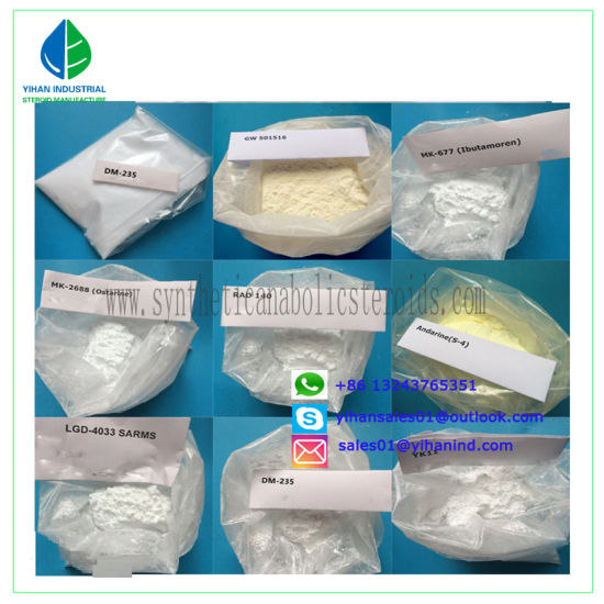 Hot Sell Mk677/Lgd4033 / Gw501516 / Sr9009 / Andarine / Rad140 / Mk2866 Sarms Powder pictures & photos