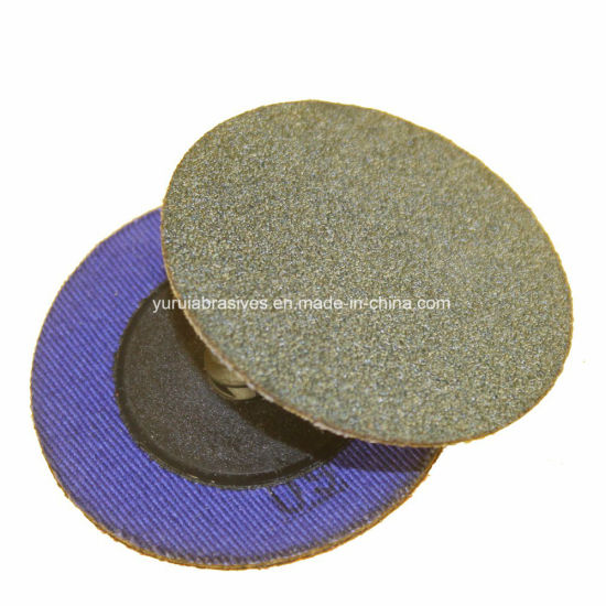 2 Roloc Zirconia Quick Change Grinding Polishing Disc Type R