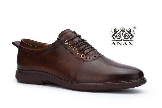 2020 New Hand Made Shoes High Quality Shoes Popular Men′ S Lace-up Leather Shoes Business Casual Shoes for Men