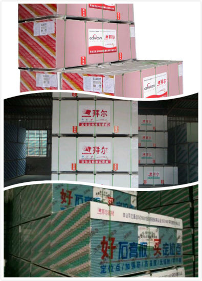 China Decorative Plasterboards Type Gypsum Ceiling Boards