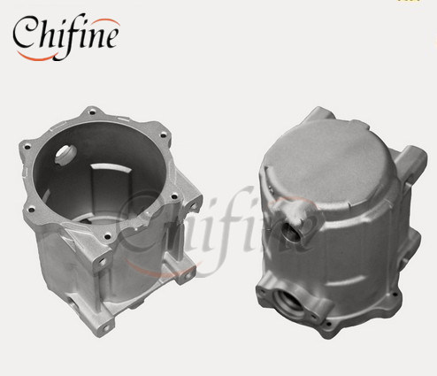 Aluminum Gravity Polished Casting Parts by Die Casting pictures & photos