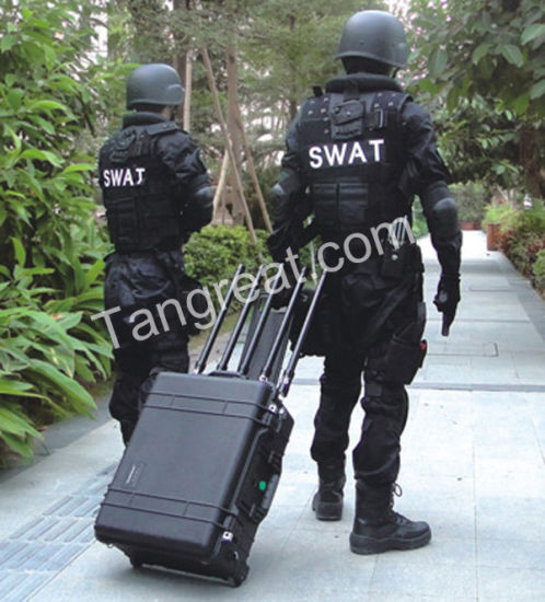 Swat Convoy Portable / Tactical Transportable Bomb Jamming
