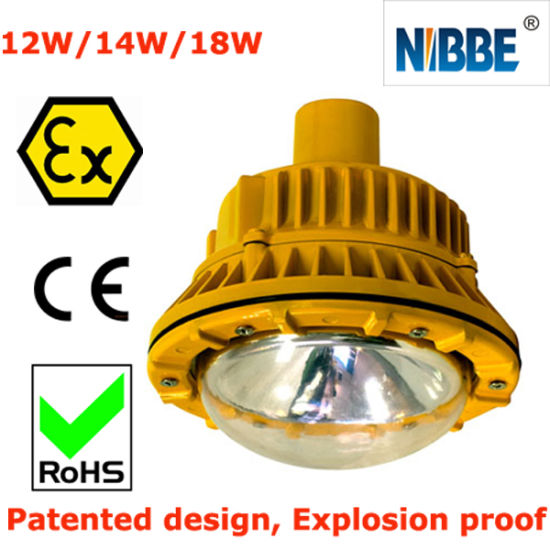China Atex Certified LED Explosion Proof Lights - China Atex LED