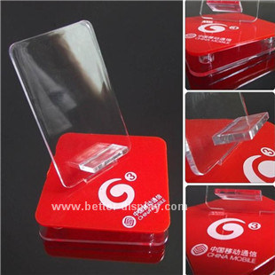 Cutom Acryic Cell Phone Holder with Logo Btr-C4041 pictures & photos
