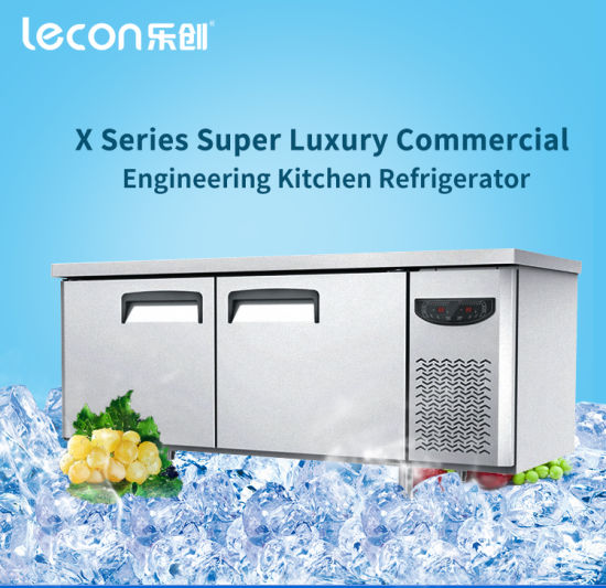 Commercial Table Top Kitchen Freezer pictures & photos