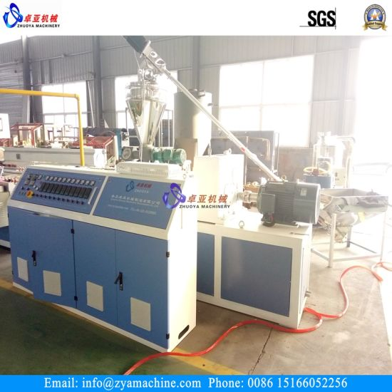 China UPVC PVC Windows and Doors Frame Profile Extrusion Machine ...