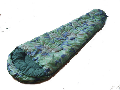 Military Adult Sleeping Bag for Camping (ETB03117)