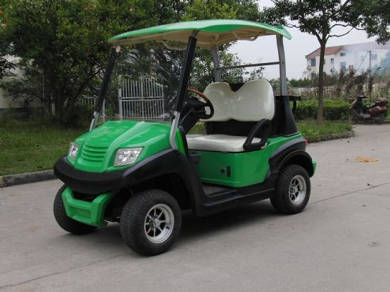 2014 New Model Electric Golf Cart