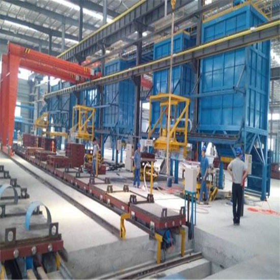 Sand Process Vacuum Process Sand Casting Machine