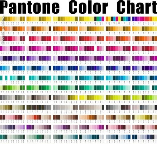 Pantone Color Powder Coating Paint