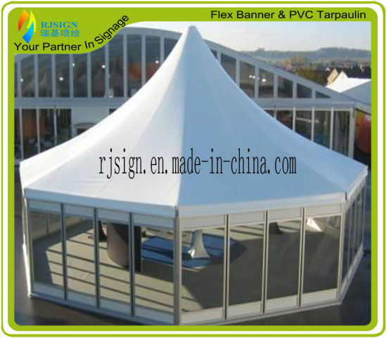 PVC Tarpaulin Fabric for Tents pictures & photos