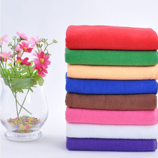 Microfiber Kitchen Towels High Water Absorption - China ...