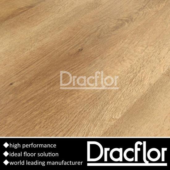 Wood Grain Vinyl Floor Commercial Tiles (P-7113)
