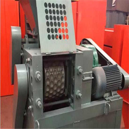 High Pressure Coal Briquette Making Machine Ball Press Machine
