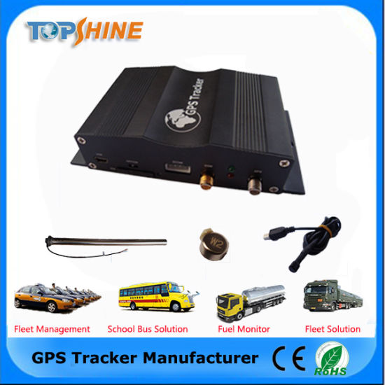 Fuel Monitoring Car GPS Tracking Device Vt1000