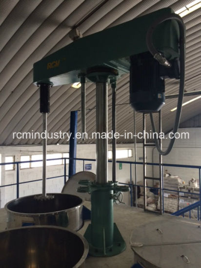 Dual Shaft Disperser for Pigments pictures & photos