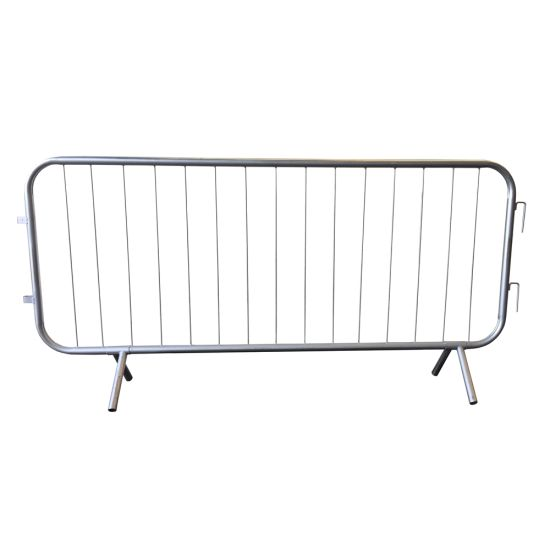 Amazon Ebay's Choice Powder Coated or Galvanized Portable Pedestrian Crowd Control Barrier (CCB)