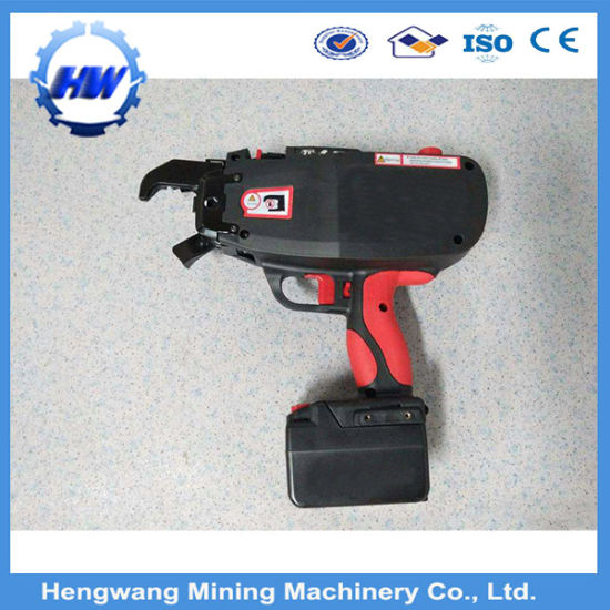 Automatic Steel Bar Tying Machine Li Battery Rebar Tying Machine pictures & photos