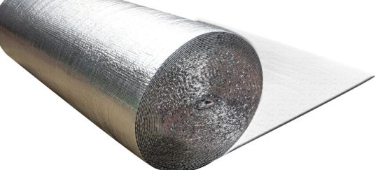 Aluminium Foil Bubble Heat Insulation Sheet pictures & photos