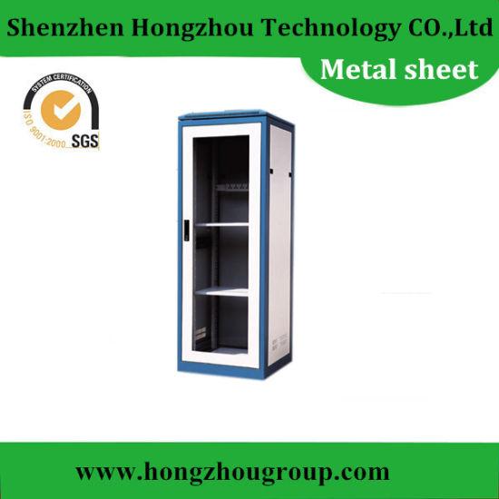 China Aluminium Alloy Metal Fabrication Housing for Home