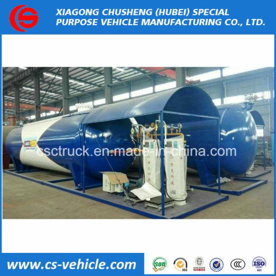 LPG Gas Tank for Plant, Propane Storage Tanks