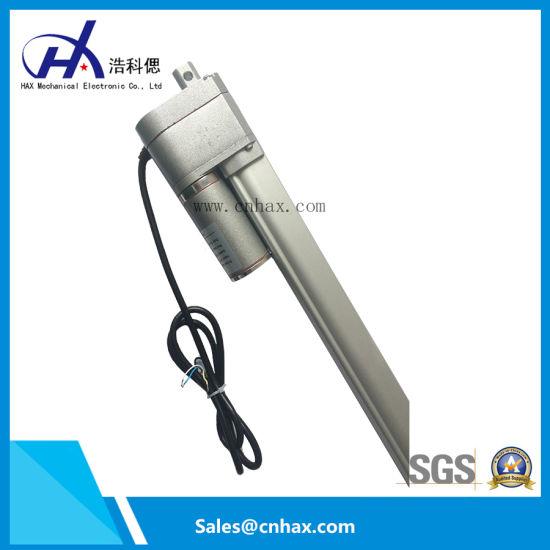 China Changzhou Factory 10mm/S Speed 500mm Stroke 750n