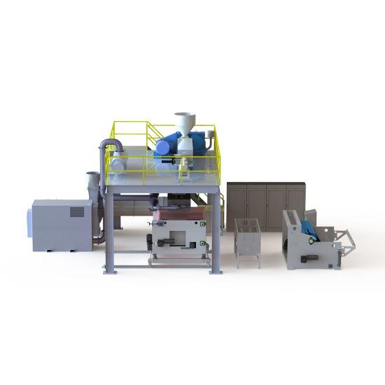 Low Cost 600 800 1600 mm Meltblown Nonwoven Machine