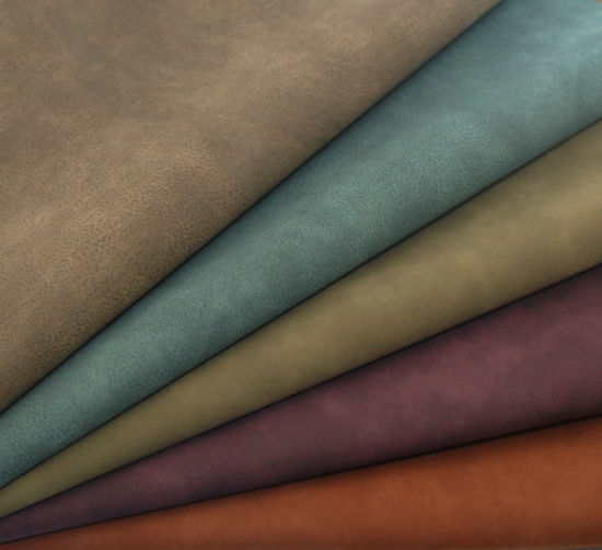 Flocked Leather (C-418)
