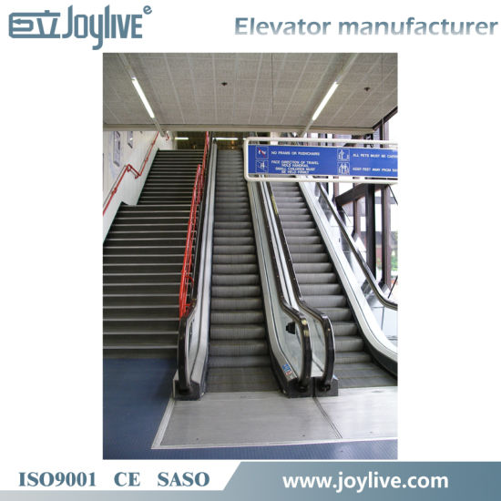 Safe Outdoor Passenger Escalator From China pictures & photos