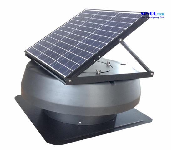 30w 14inch Solar Ed Roof Mount Attic Fan Sn2017008