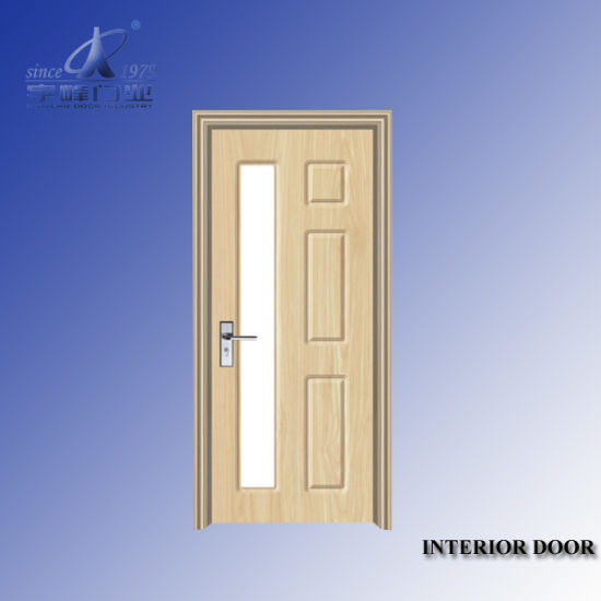 China Interior Swinging Kitchen Doors China Wooden Door
