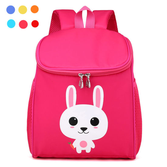 003e127dacb5 China New Design Girl Child Backpack School Bag for Kindergarten ...