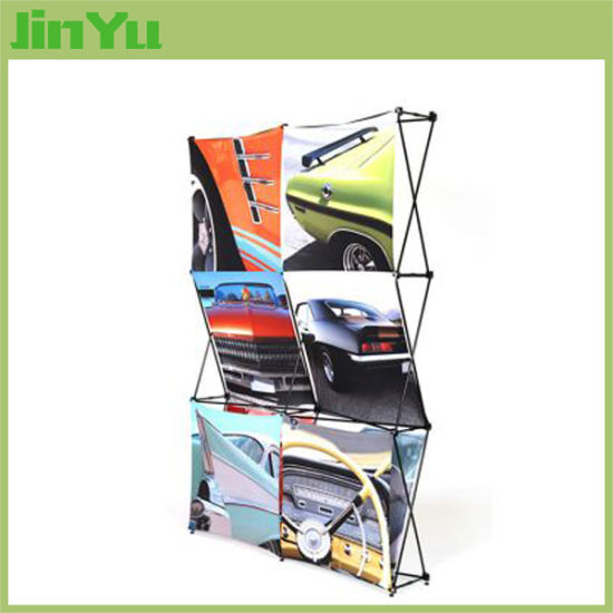 3D Stretch Fabric Pop up Display pictures & photos