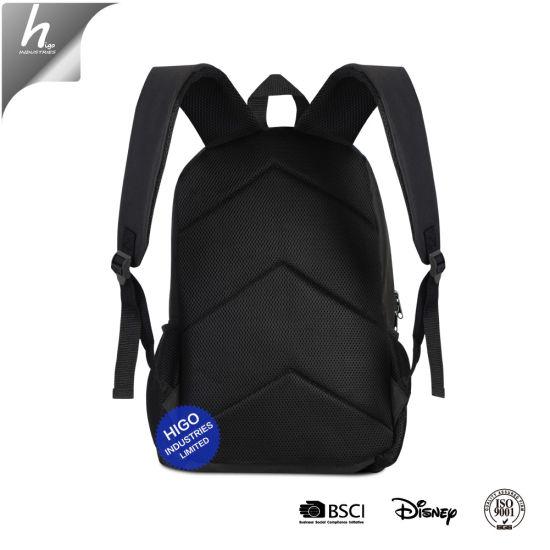 China Personalized School Backpack Bulk Soccer Print Bookbag