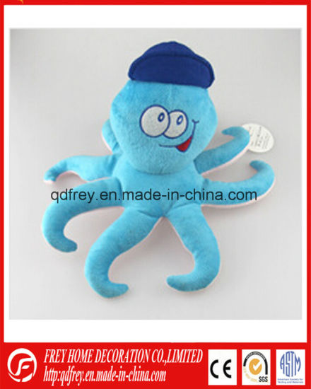 Kids Toy of Plush Soft Octopus/Inkfish