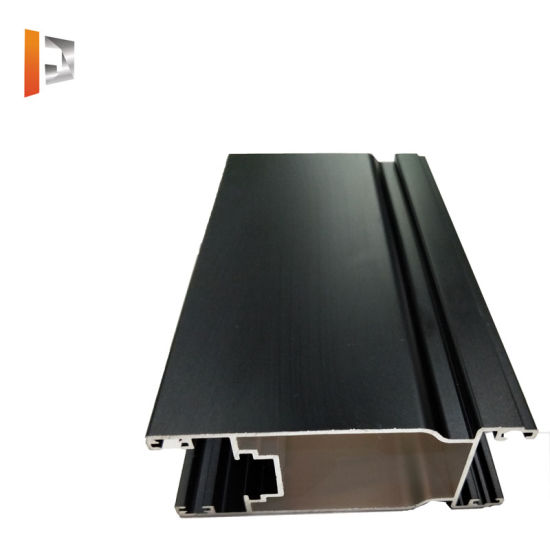 Aluminum Alloy Extruded Profiles for Window and Door for Algeria