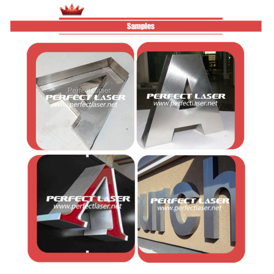 Aluminium Letter Box LED Channel Letter Bending Machine Price pictures & photos