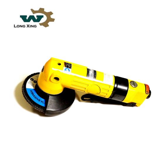 Wet Stone Air Pneumatical Angle Grinder