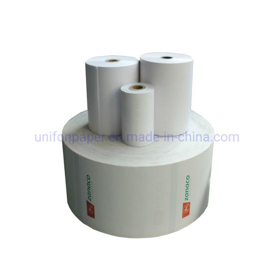 Thermic Paper ATM Thermal Rolls 50 Rolls Per Box