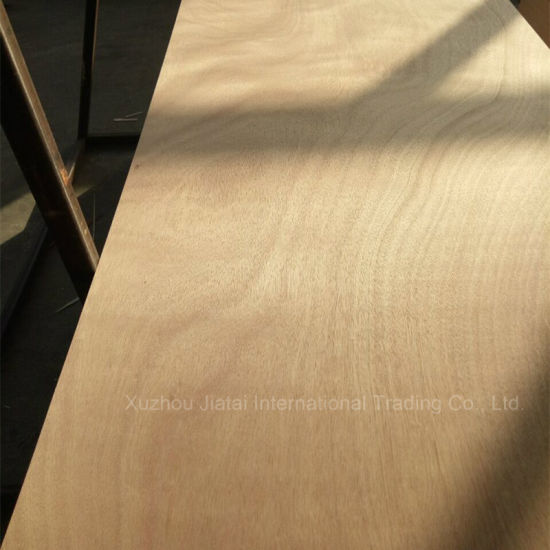 Triplay Okume Plywood for Furniture with BB/CC Grade Commercial Plywood-Okoume pictures & photos